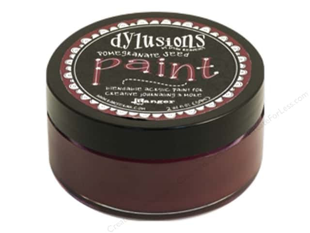 Ranger Dylusions Paint 2 oz. Pomegranate Seed