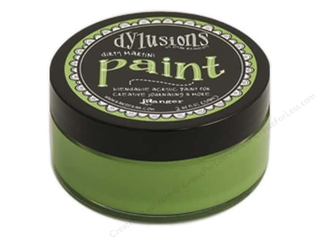 Ranger Dylusions Paint 2 oz. Dirty Martini