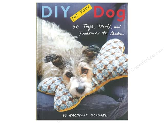 Stewart Tabori & Chang DIY For Your Dog Book