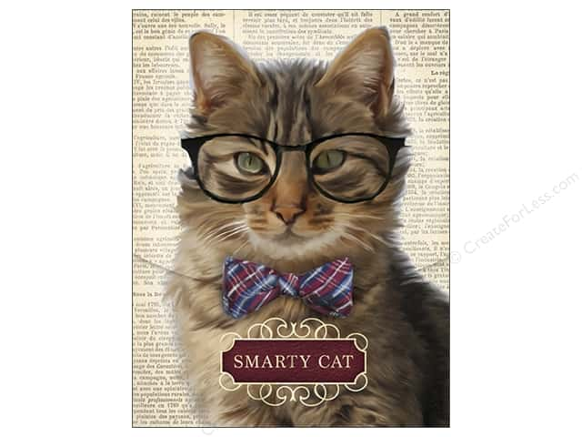 Molly & Rex Pocket Note Pad Kitty Cat Smarty Cat