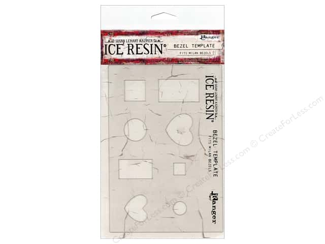 Ranger ICE Resin Bezel Template