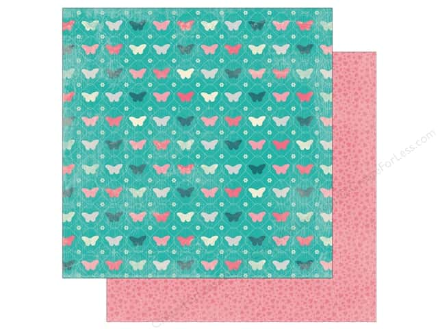 Authentique 12 x 12 in. Paper Darling Girl Two (25 sheets)