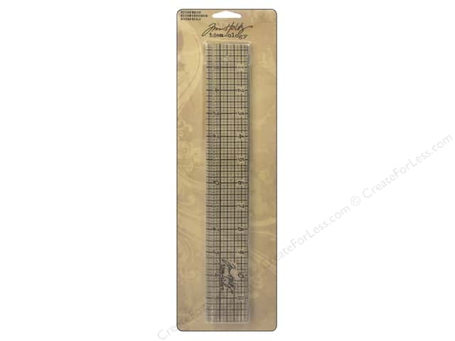 Tim Holtz Idea-ology Design Ruler