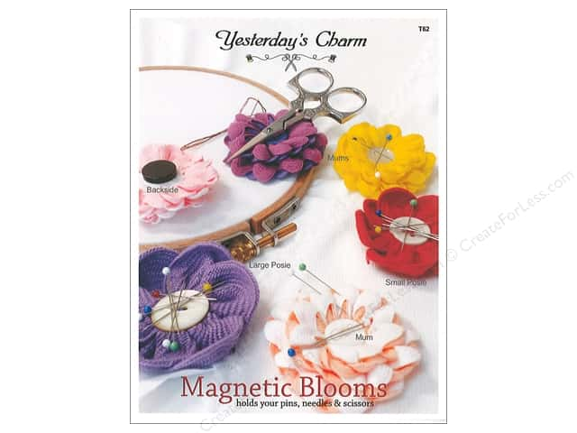 Yesterday's Charm Magnetic Blooms Pattern