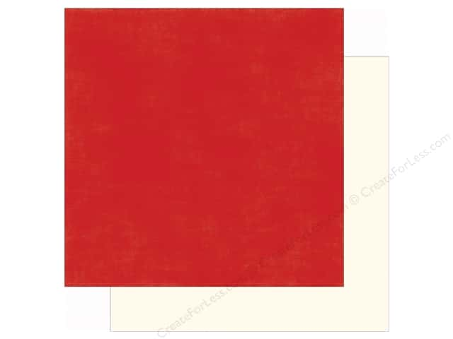 Echo Park 12 x 12 in. Paper Magical Adventure Red/Cream (25 sheets)