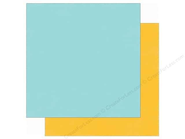 Echo Park 12 x 12 in. Paper Magical Adventure Blue/Yellow (25 sheets)