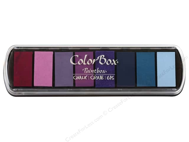 ColorBox Fluid Chalk Ink Pad Paintbox Blossom Pastel