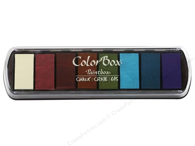 ColorBox Fluid Chalk Inkpad Paintbox Mercantile