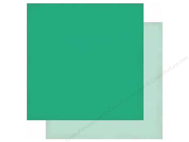Echo Park 12 x 12 in. Paper Party Time Green/Blue (25 sheets)
