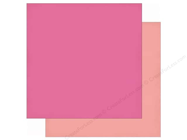 Echo Park 12 x 12 in. Paper Party Time Pink/Lt Pink (25 sheets)