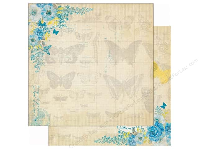 Authentique 12 x 12 in. Paper Felicity One (25 sheets)