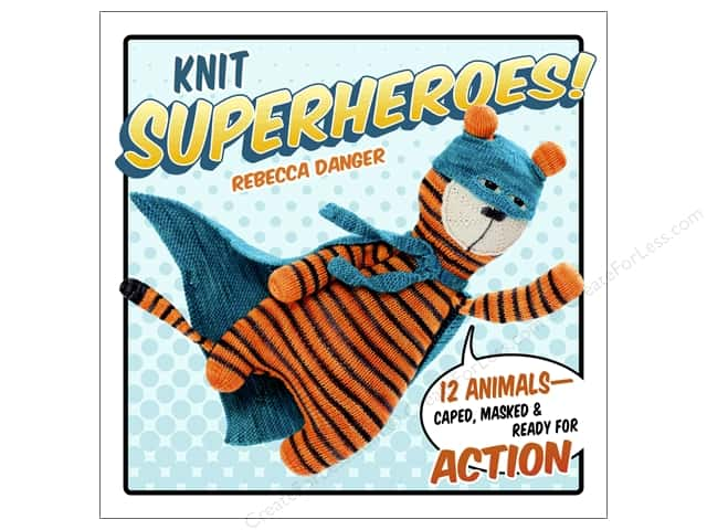 That Patchwork Place Knit Superheroes Book