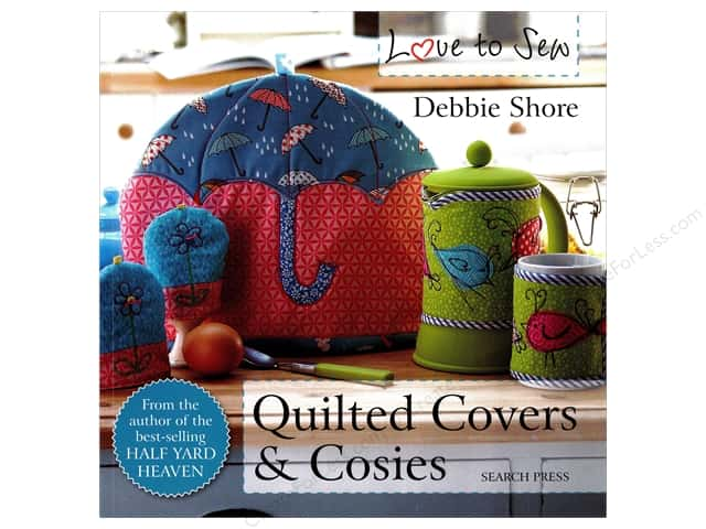 Search Press Quilted Covers & Cosies Book