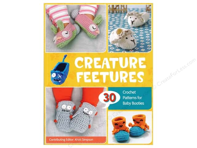 Lark Creature Feetures Book