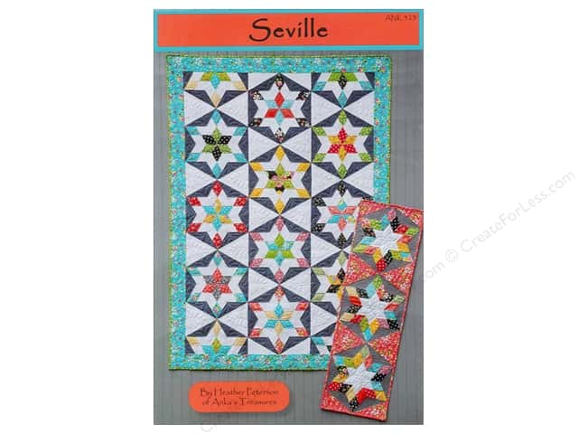 Anka's Treasures Seville Pattern