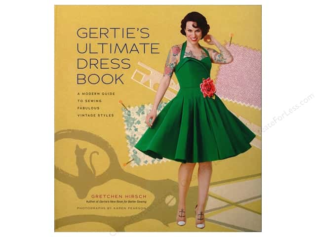 Stewart Tabori & Chang Gerties Ultimate Dress Book