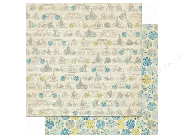 Authentique 12 x 12 in. Paper Felicity Four (25 sheets)