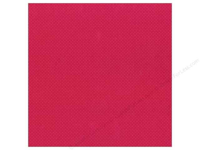 Bazzill 12 x 12 in. Cardstock Dotted Swiss Pirouette (25 sheets)