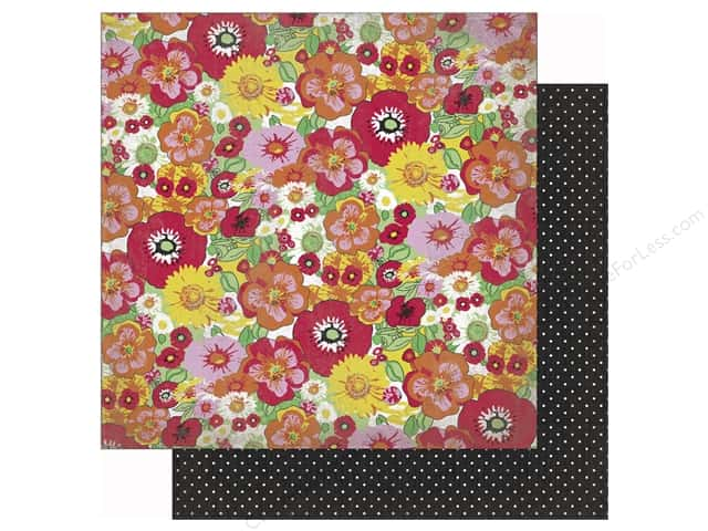 Authentique 12 x 12 in. Paper Cheerful Eight (25 sheets)