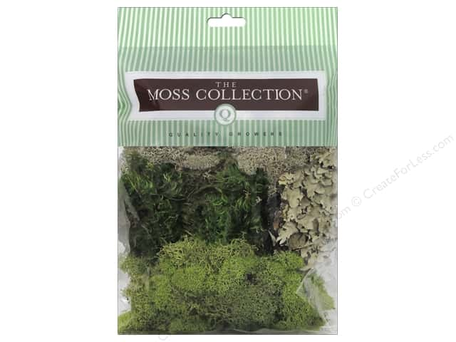 Quality Growers Moss 1.77L Variety Pack