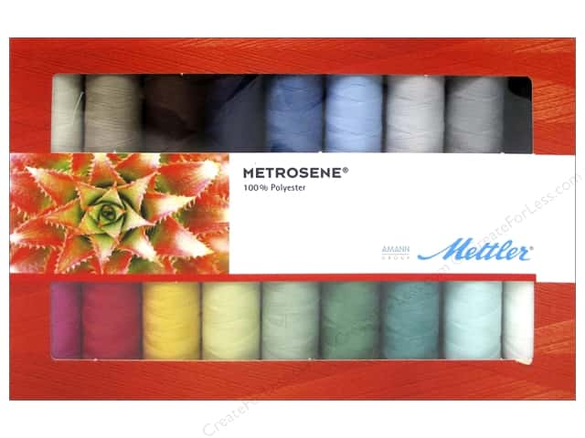 Mettler Metrosene All Purpose Thread Gift Set 18 pc.