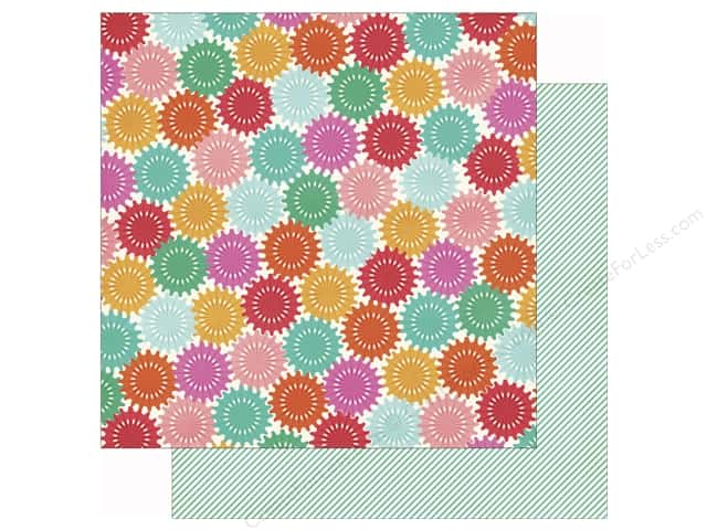 Echo Park 12 x 12 in. Paper Party Time Celebrate (25 sheets)