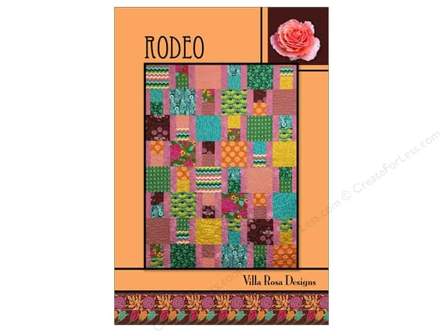 Villa Rosa Designs Rodeo Pattern Card