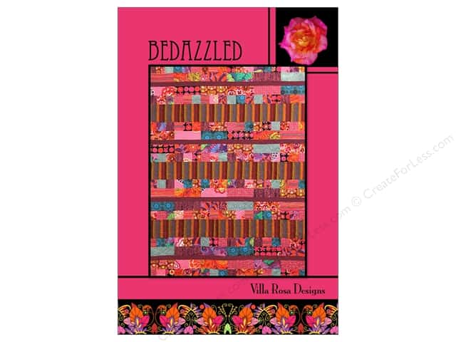 Villa Rosa Designs Bedazzled Pattern Card