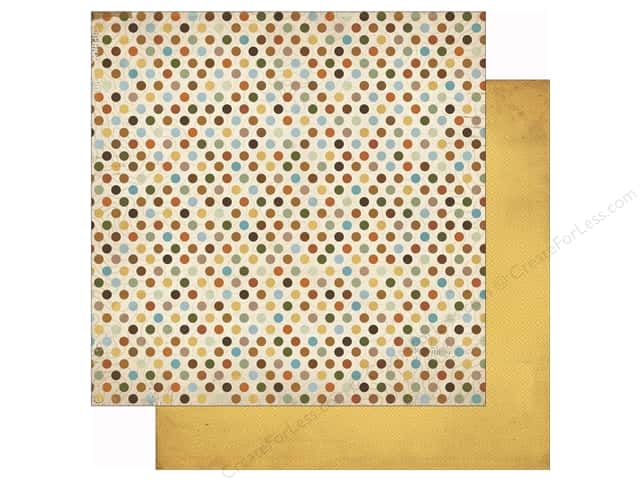 Bo Bunny 12 x 12 in. Paper Take A Hike Compass (25 sheets)