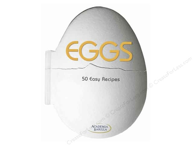 White Star Publishers Eggs Cookbook
