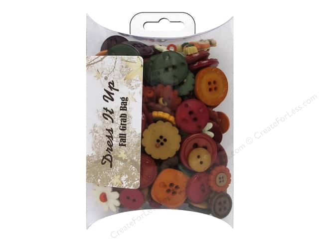 Jesse James Dress It Up Embellishments Grab Bag Fall