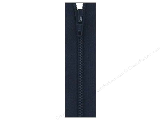 Atkinson Designs Zipper by YKK 22 in. Navy Blue (6 pieces)
