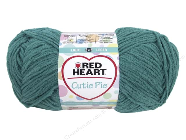 Red Heart Cutie Pie Yarn 326 yd. #0512 Destiny