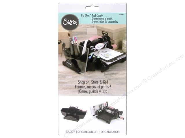 Sizzix Big Shot Tool Caddy - Black