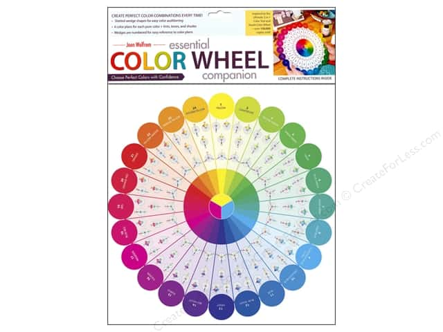 C&T Publishing Essential Color Wheel Companion