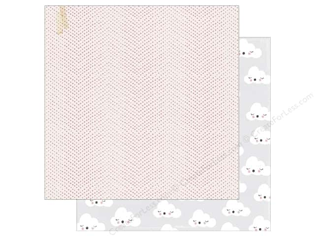 Crate Paper 12 x 12 in. Paper Little You Counting Sheep (25 sheets)