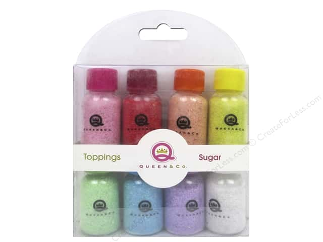 Queen&Co Collection Toppings Set Sugar