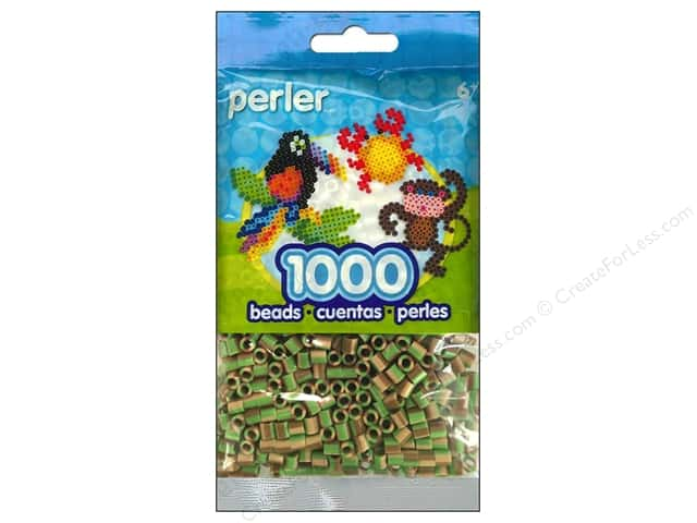 Perler Bead 1000 pc. Camo Stripe
