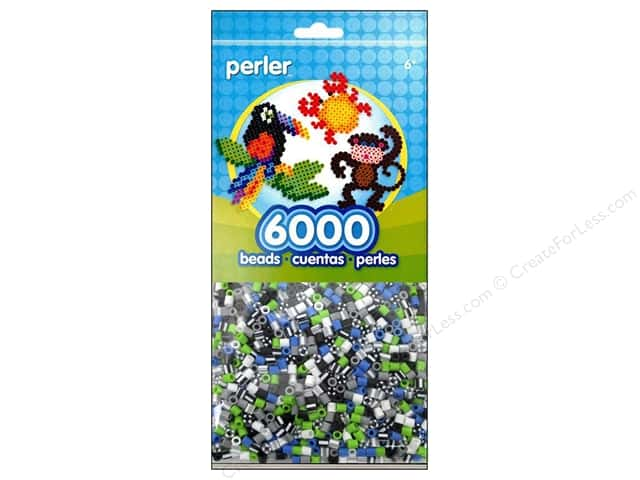 Perler Beads 6000 pc. City Mix