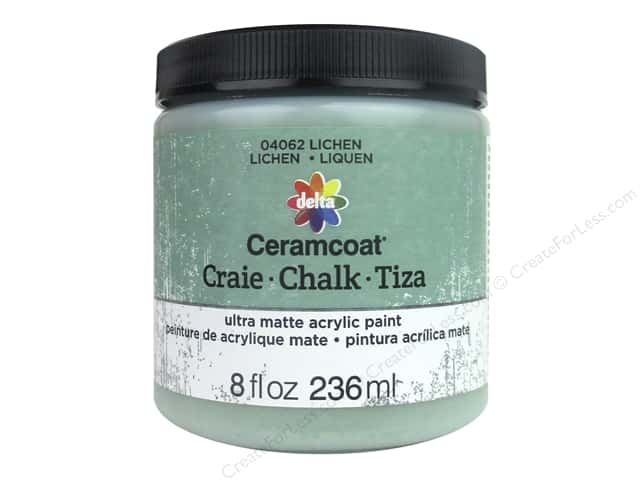 Delta Ceramcoat Chalk Paint 8 oz. Lichen