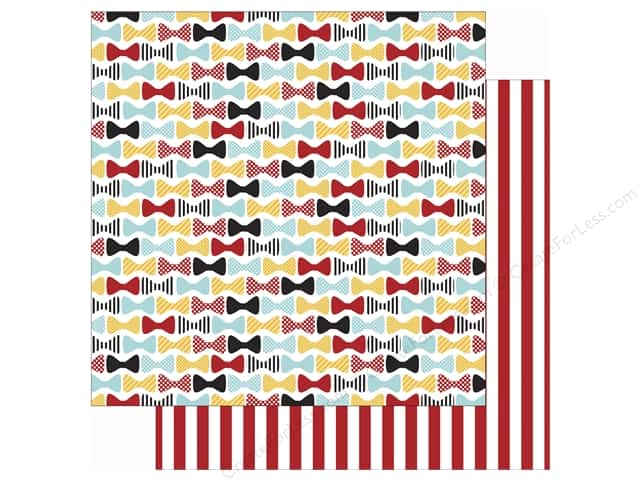 Echo Park 12 x 12 in. Paper Magical Adventure Fancy Bows (25 sheets)