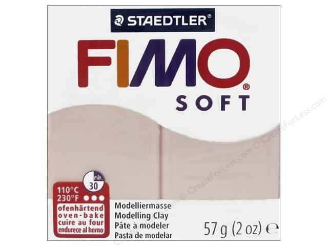 Fimo Soft Clay 2 oz. Light Flesh
