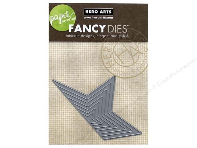 Hero Arts Die Fancy Paper Layering Star