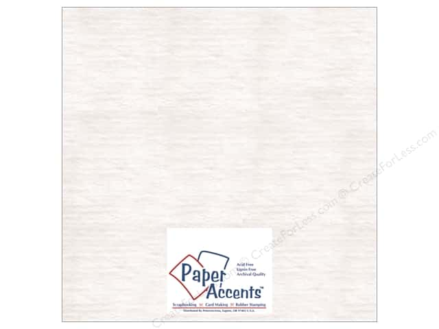 Chipboard 12x12 XL Heavy 50pt White 2 Side (25 sheets)