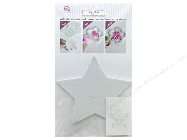 Queen&Co Collection Toppings Pop Ups Star