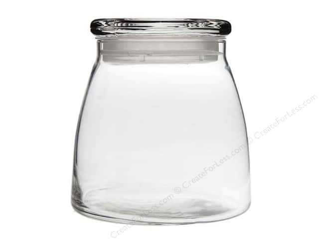 Crisa by Libbey Glass Vibe Jar 42 oz.