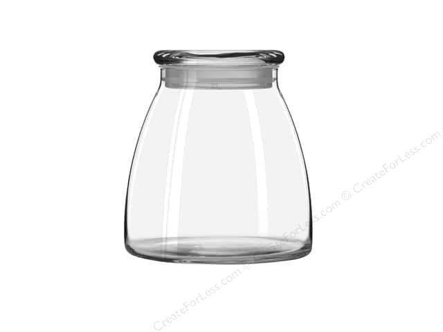 Crisa by Libbey Glass Vibe Jar 62 oz.