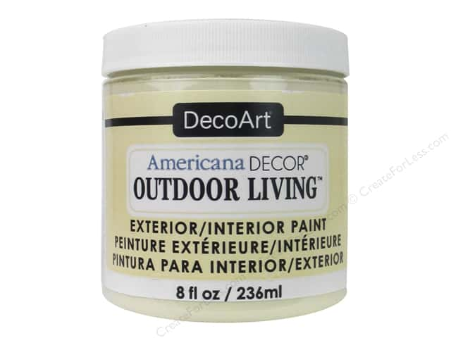DecoArt Americana Decor Outdoor Living Exterior/Interior Paint 8 oz. Hammock