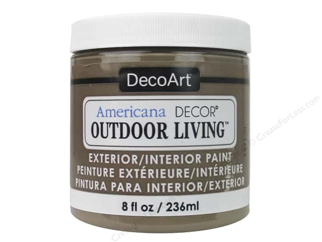 DecoArt Americana Decor Outdoor Living Exterior/Interior Paint 8 oz. Pergola