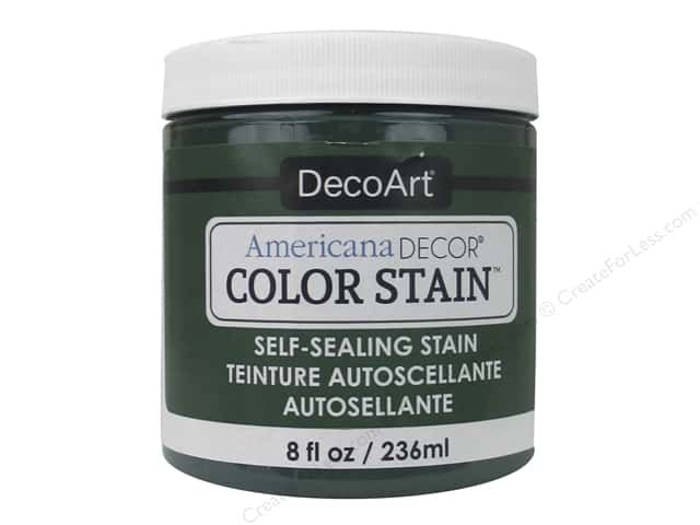 DecoArt Americana Decor Color Stain 8 oz. Forest